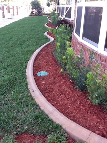 Landscape Curb Appeal Commercial Amp Decorative Concrete